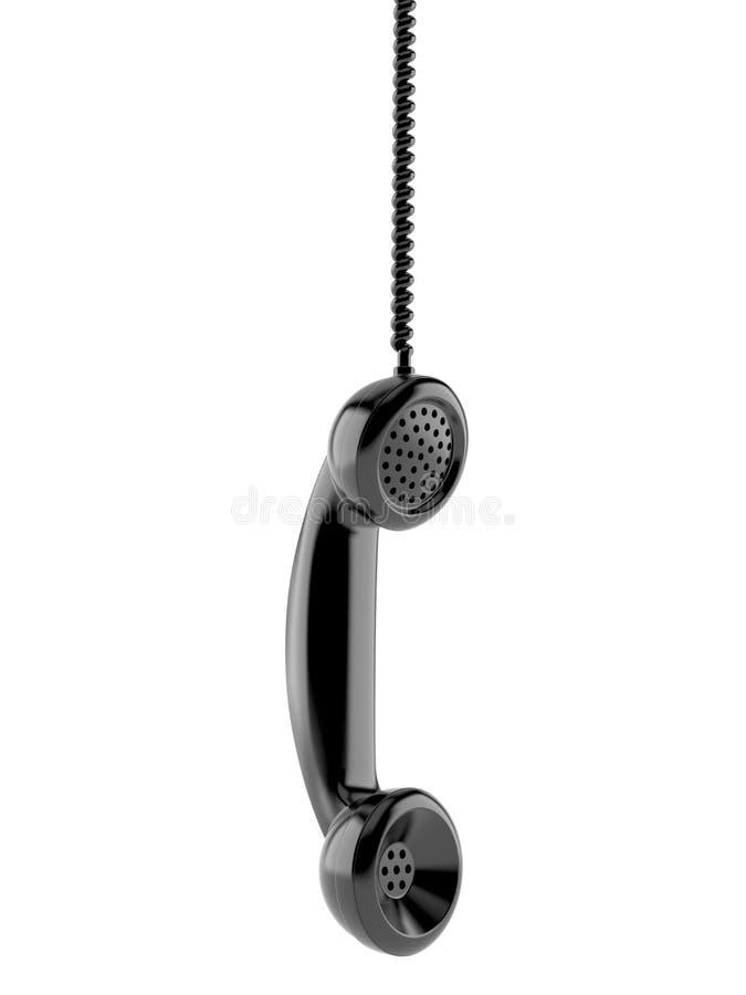 telefonlur vektor illustrationer