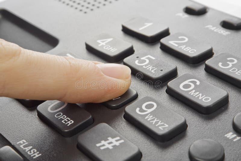 Telefono immagine stock