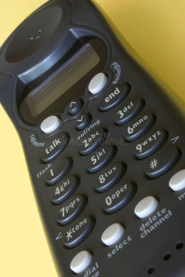Download Telefono fotografia stock. Immagine di chiamata, yellow - 222274