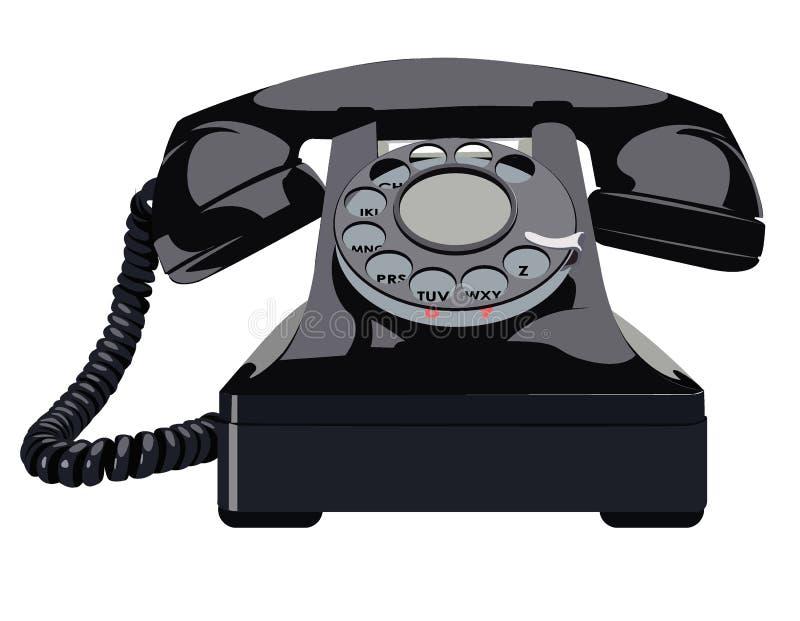 Telefono royalty illustrazione gratis