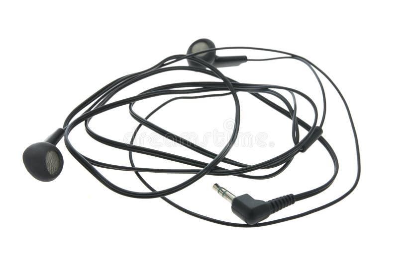 Telefono dell'orecchio fotografie stock libere da diritti