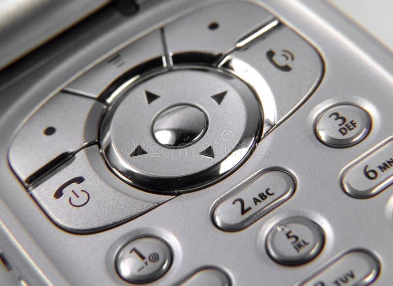 Telefono delle cellule fotografia stock