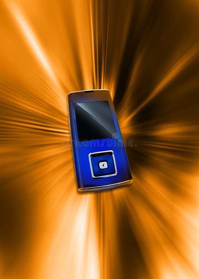 Telefono delle cellule illustrazione vettoriale