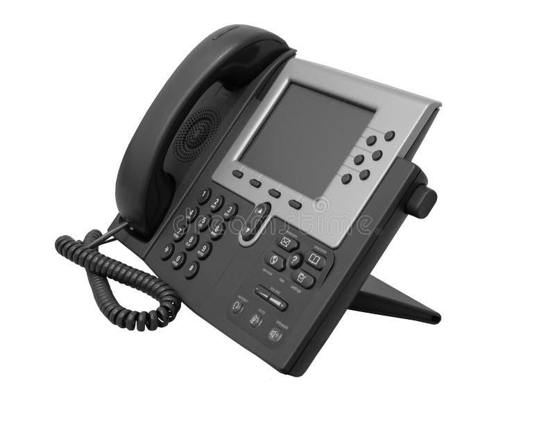 Telefono di affari corporativi fotografia stock libera da diritti