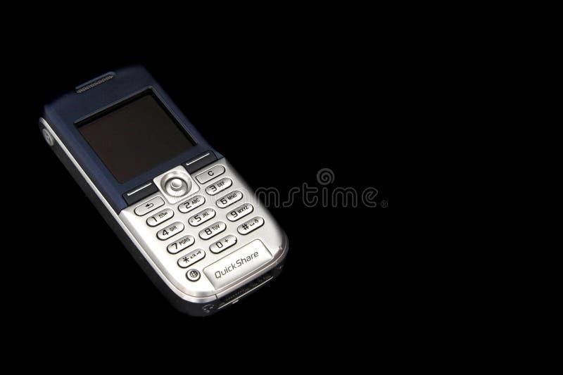 Telefono di Mobille fotografie stock libere da diritti