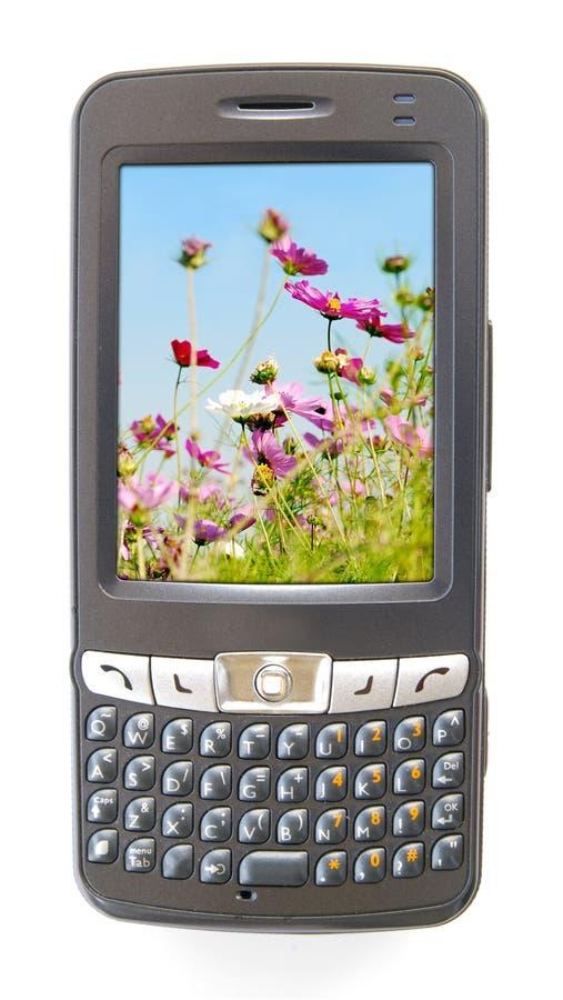 Telefono di Pda immagini stock