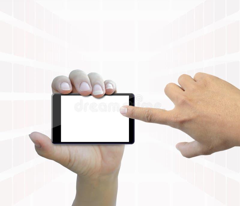 Telefono di tocco immagine stock