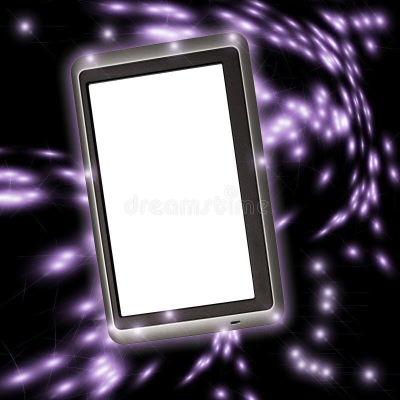 Telefono generico delle cellule fotografie stock libere da diritti