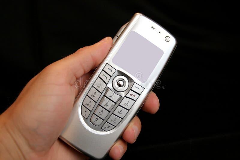 Telefono mobile fotografia stock immagine di maniglia for Mobile telefono
