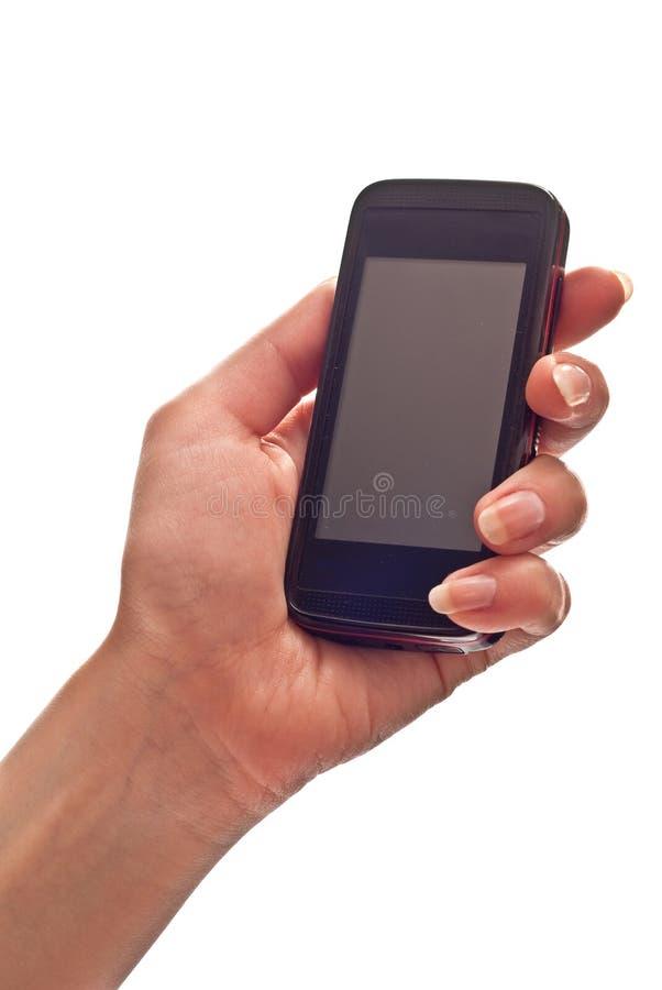 Telefono mobile fotografia stock immagine di tasto dati for Mobile telefono