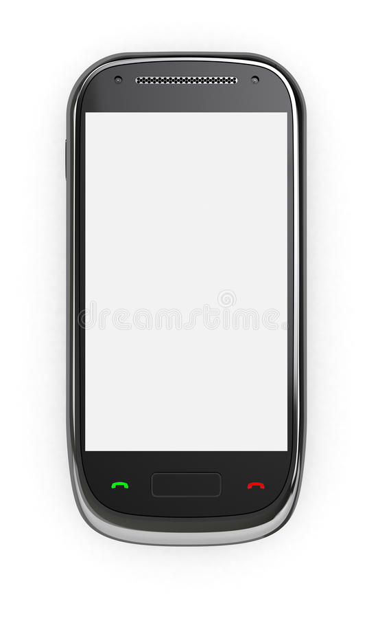Telefono mobile illustrazione di stock illustrazione di for Mobile telefono
