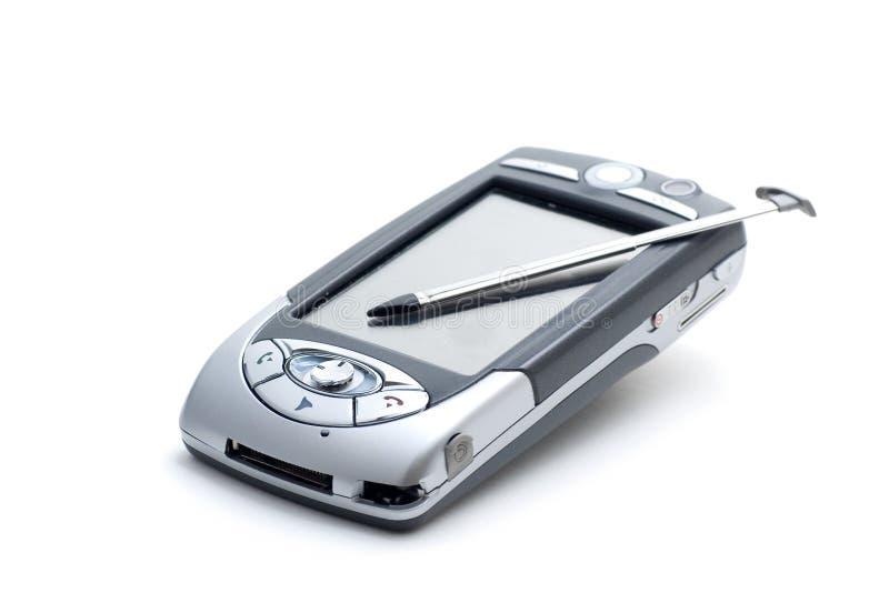 Telefono mobile #4 di PDA fotografia stock