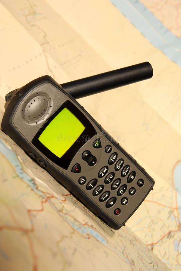 Telefono satellite immagini stock libere da diritti