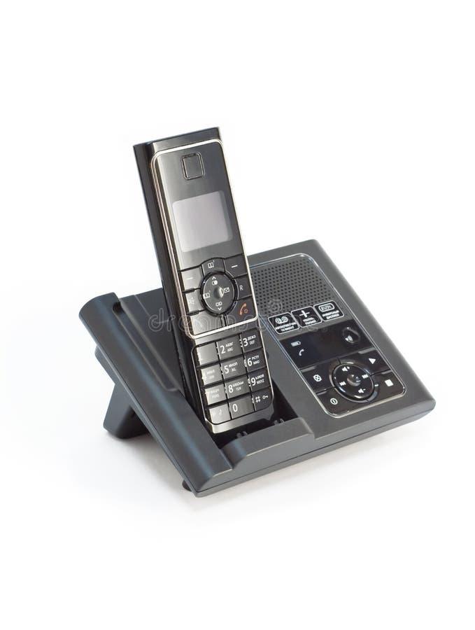 Telefono senza cordone fotografie stock libere da diritti