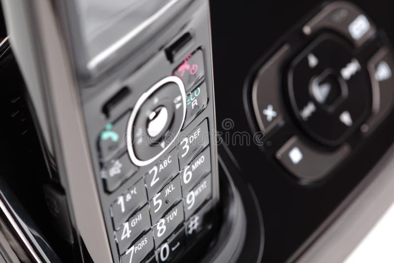Telefono senza cordone immagine stock