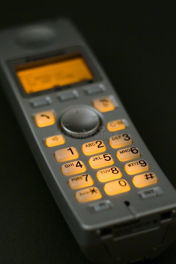 Telefono senza cordone fotografie stock