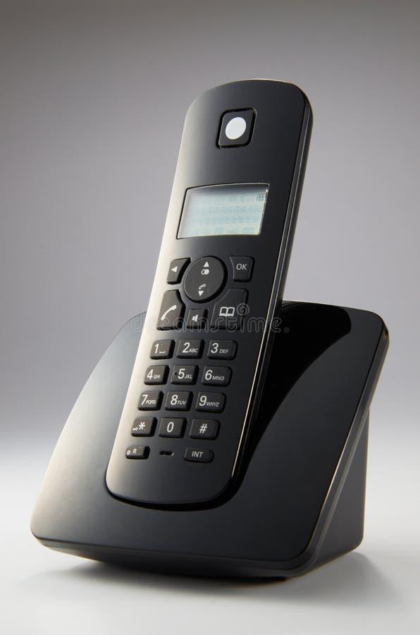 Telefono senza cordone fotografia stock libera da diritti