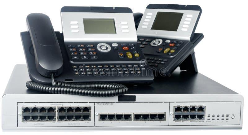 telefonströmbrytaretelefoner fotografering för bildbyråer