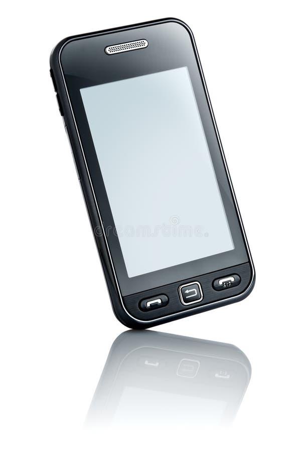 telefonu ekran sensorowy zdjęcia stock