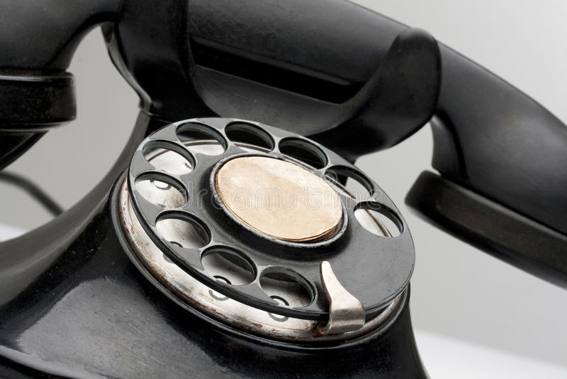telefonu rocznik obrazy royalty free