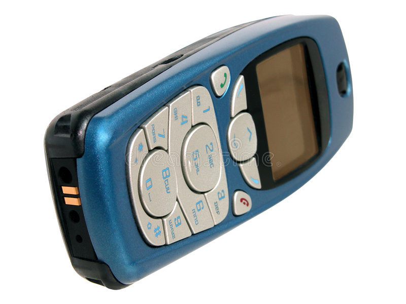 Download Telefony Komórkowe Comunications White Odizolowane Obraz Stock - Obraz złożonej z komórka, telefon: 29707