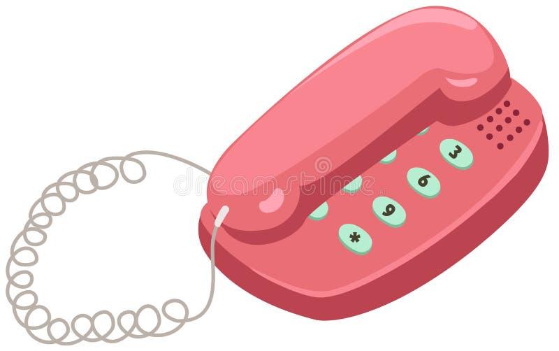 Telefoon vector illustratie