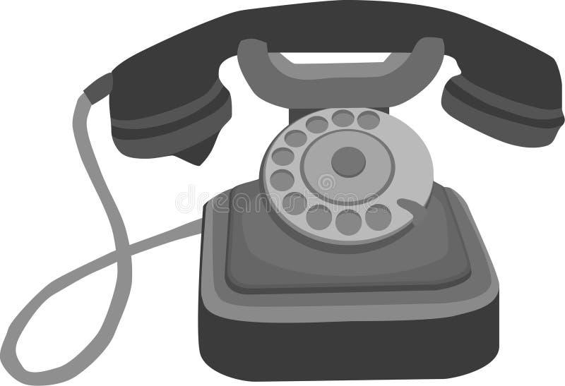 Telefoon royalty-vrije illustratie