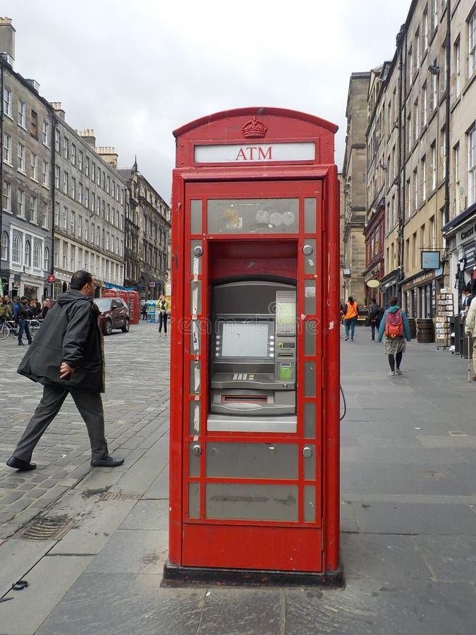 Telefoon of kassier? royalty-vrije stock afbeelding