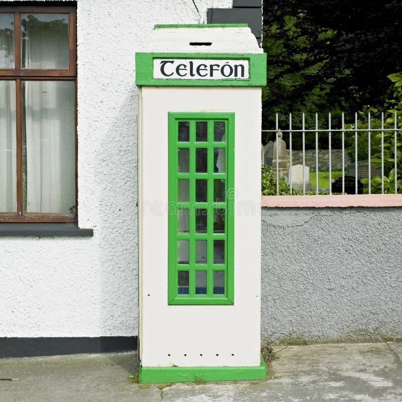 Telefooncel royalty-vrije stock fotografie