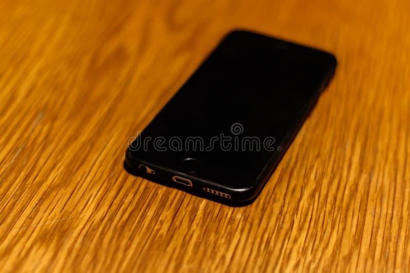 Telefoontechnologie vooraf stock foto's