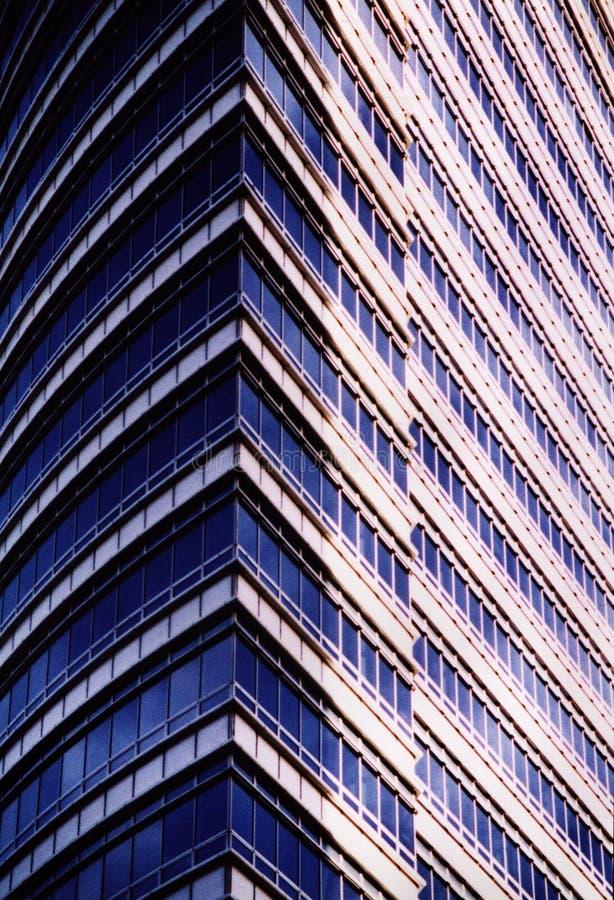 Telekommunikationsgebäude lizenzfreies stockbild