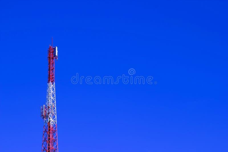 Download Telekommunikationskontrollturm Stockfoto - Bild von hoch, industriell: 26352548