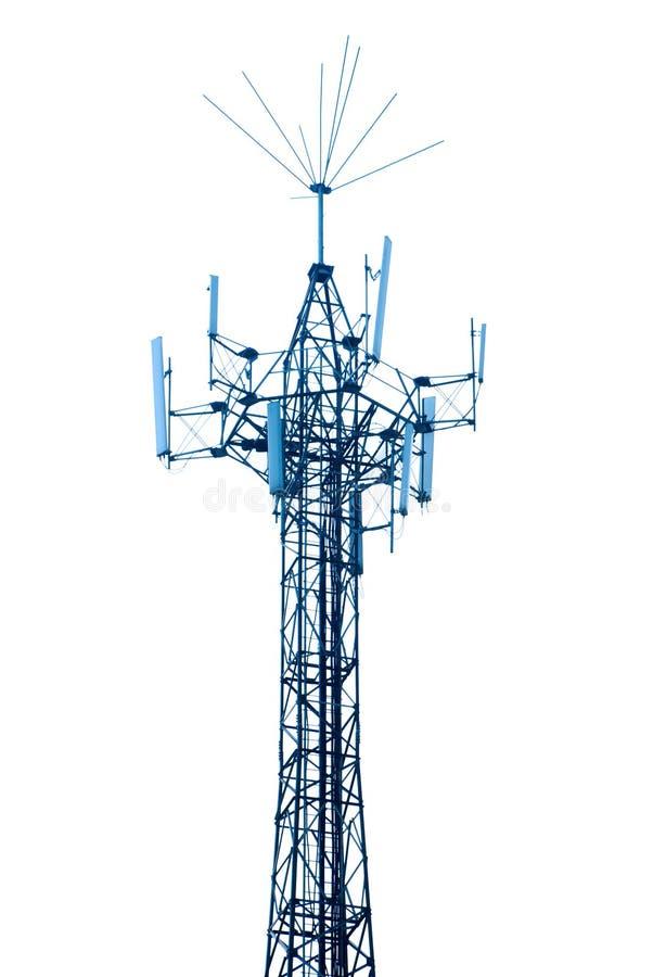 telekomunikaci wierza zdjęcie stock