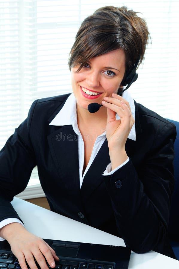 telemarketing obrazy stock
