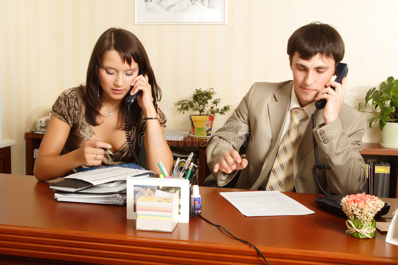 Download Telemarketing Stock Photography - Image: 5684692