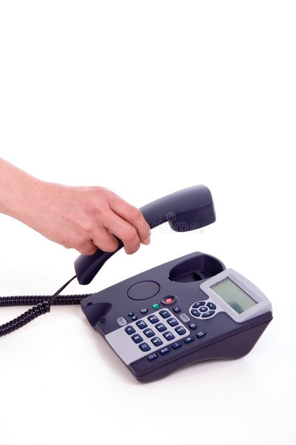 Telephone_03 fotografia stock