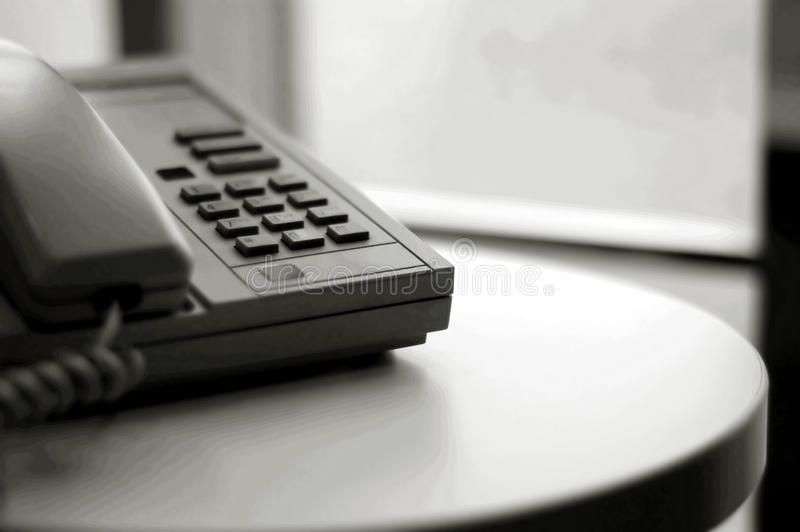 Download Telephone stock photo. Image of table, bussiness, ringing - 12865290