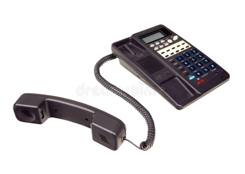 Download Telephone stock image. Image of telephone, isolated, white - 13468797