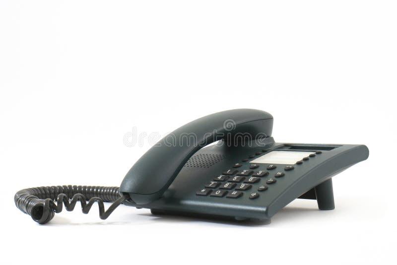Telephone. Isolated on white background