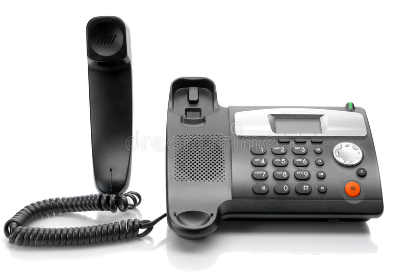 Telephone stock photography