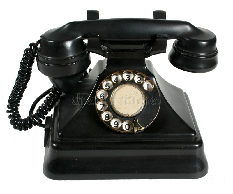 Download Telephone stock image. Image of electrical, converse, communication - 1973401