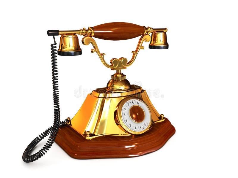 Download Telephone stock illustration. Image of business, handset - 26160691