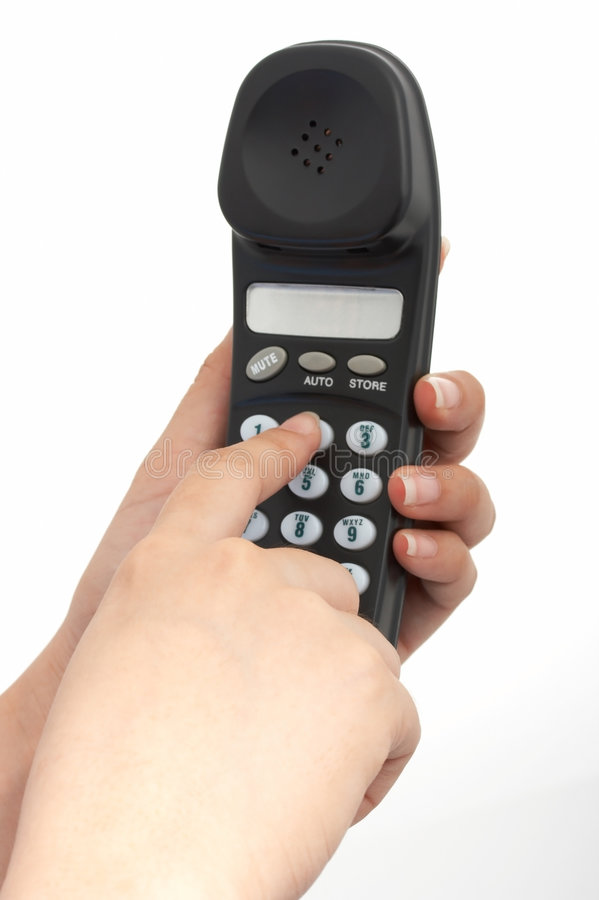 Telephone Stock Photo