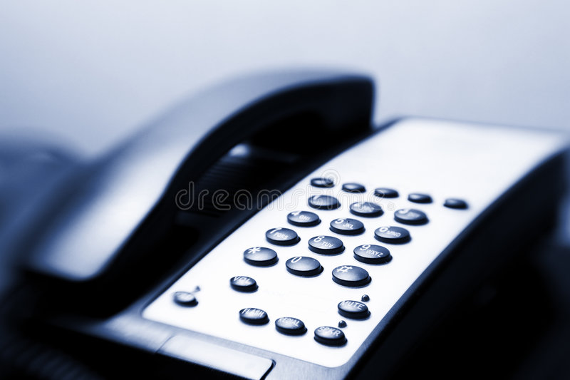Download Telephone stock image. Image of equipment, keypad, focus - 7904031