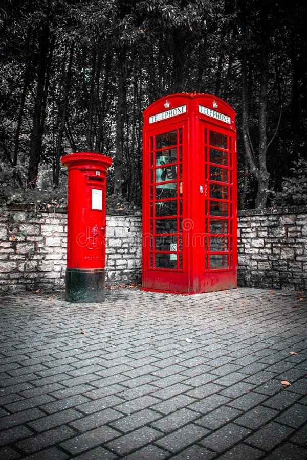 Free Telephone Booth Stock Images - 104935814