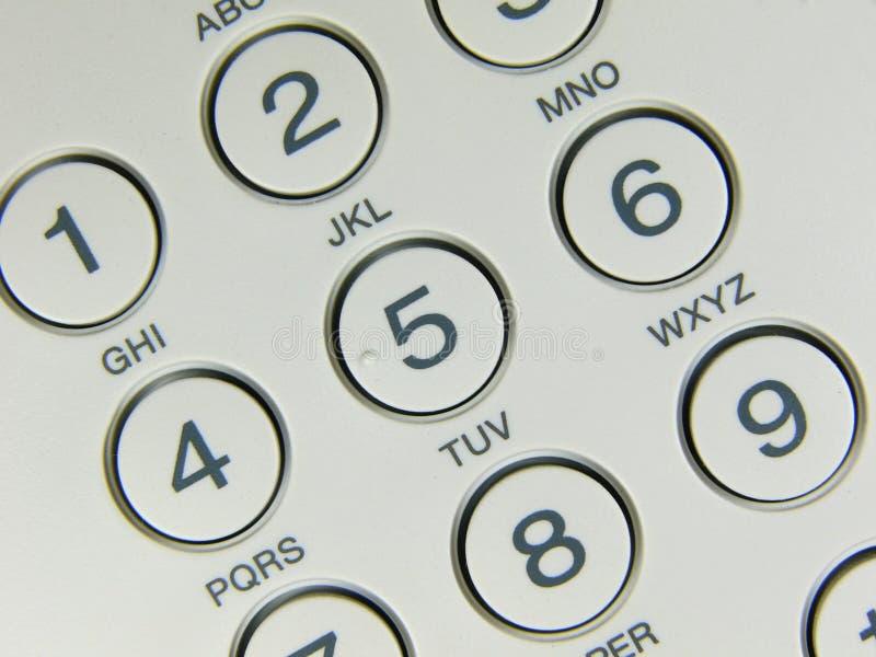 Telephone button stock photos