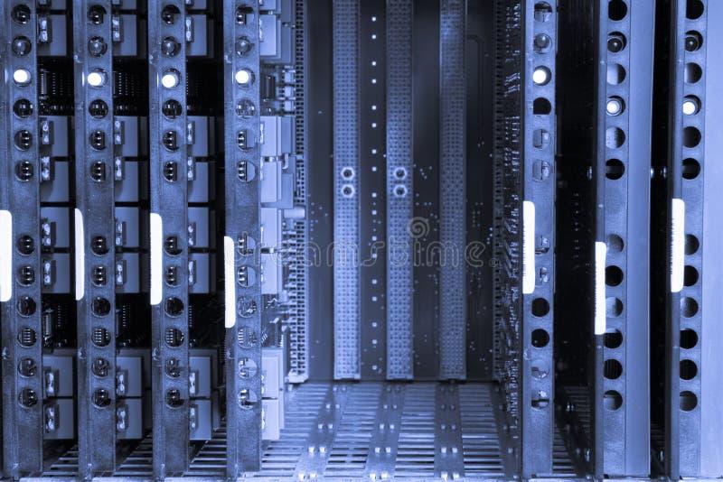 Telephone exchange system stock photos