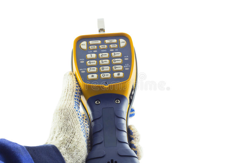 Download Telephone Network Tester Stock Photography - Image: 23484572