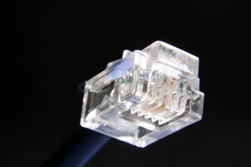 Download Telephone Plug stock photo. Image of data, jack, modem - 164658