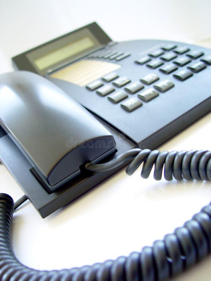 Telephone study 1 stock photography
